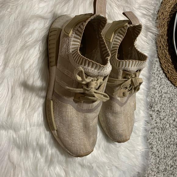 adidas Shoes - Adidas NMDs (hardly worn)